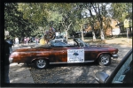 Lead car in 2007 GW Homecoming parade for earlier classes
